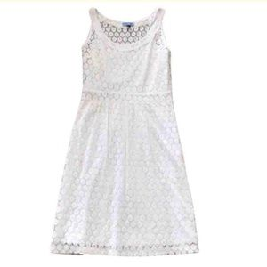 Anthropologie Lace Sleeveless Dress